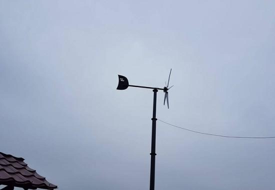 Sisteme si turbine eoliene PMG WIND