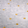 Terrazzo Mozaic Bianco Carrara&Gold