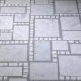 Terrazzo Opus Bianco Carrara