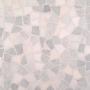Terrazzo Palladiana Bianco Carrara, baza ciment alb