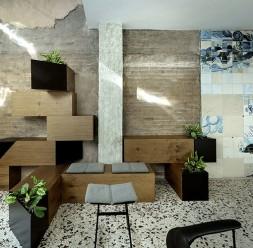 Placi decorative din ciment TERRAZZO ARHITECTURAL Osmyum