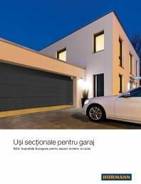 Catalog - Usi sectionale pentru garaj