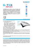 Membrană din aluminiu - FPO GEODRY - G-TEX REFLEX