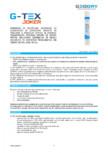 Membrană de decuplare, antifisură GEODRY - G-TEX JOKER