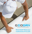 Ssteme constructive hidroizolante cu membrane G-TEX  GEODRY