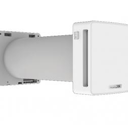 Unitate de ventilatie descentralizata cu recuperare de caldura NovingAIR