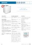 Centrala ventilatie cu recuperator de caldura aerauliqa - QR550