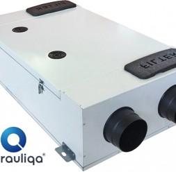 Unitati de ventilatie cu recuperator de caldura  aerauliqa