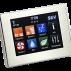 Automatizare sistem ventilatie, panou touch pentru Sevi 160 Sistem ventilatie descentralizat complet echipat - Sevi160