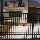 Poarta din fier forjat  - Porti de acces metalice