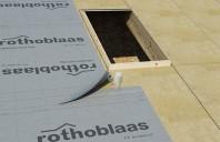 Folii anticondens pentru acoperis si fatada ROTHOBLAAS