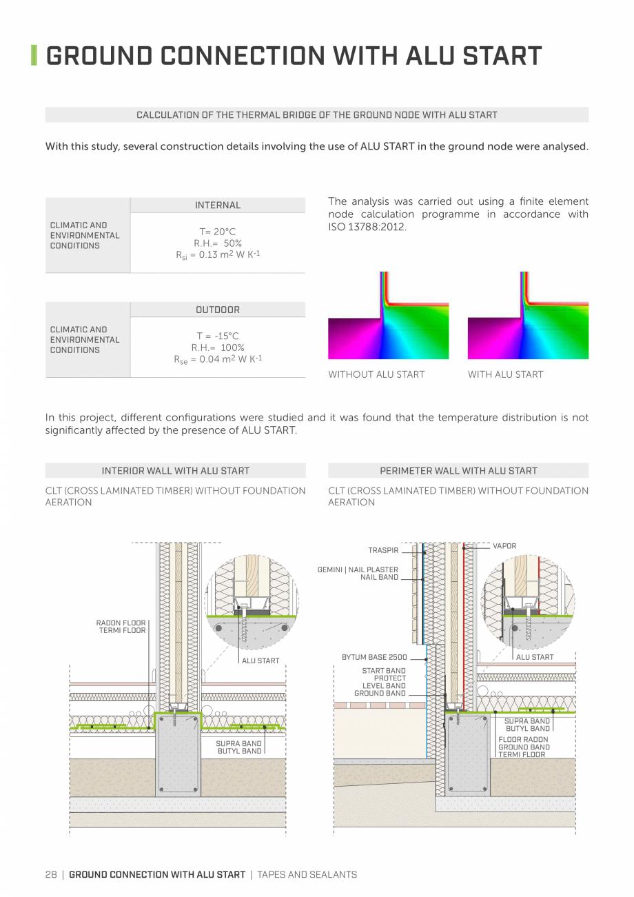 Pagina 27 - Bariere de vapori si control al difuziei pentru acoperis ROTHOBLAAS Catalog, brosura...