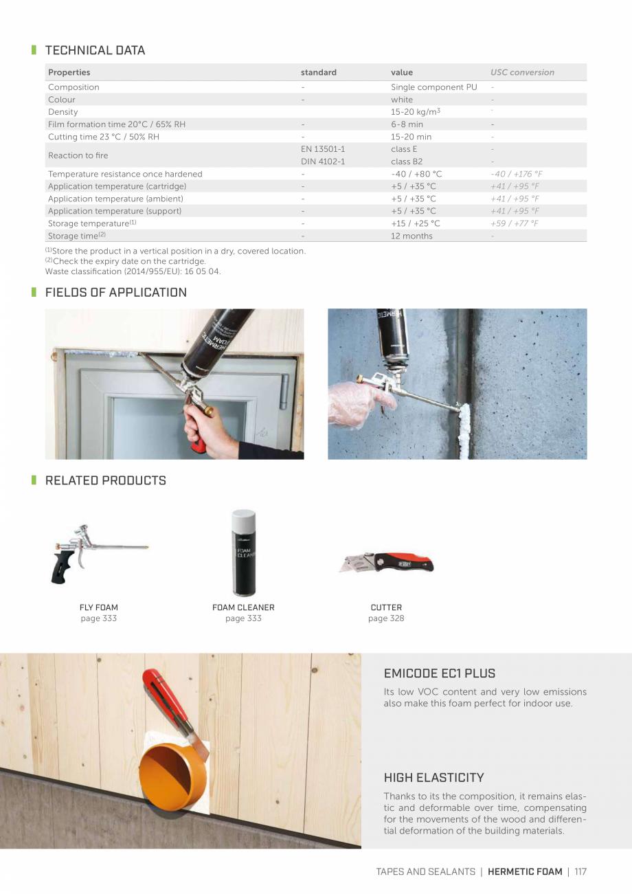 Pagina 116 - Bariere de vapori si control al difuziei pentru acoperis ROTHOBLAAS Catalog, brosura...