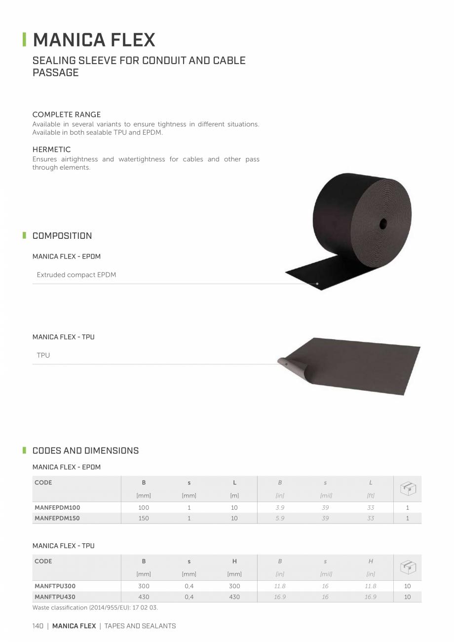 Pagina 139 - Bariere de vapori si control al difuziei pentru acoperis ROTHOBLAAS Catalog, brosura...