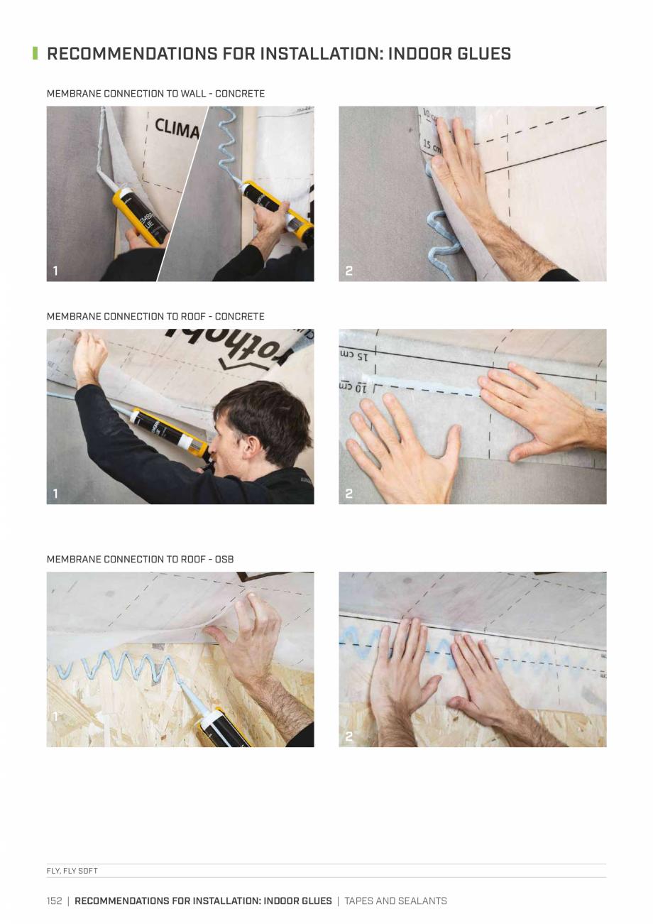 Pagina 151 - Bariere de vapori si control al difuziei pentru acoperis ROTHOBLAAS Catalog, brosura...