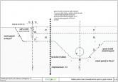 Detaliu pentru teren conventional de sport cu gazon natural ENERGOCELL
