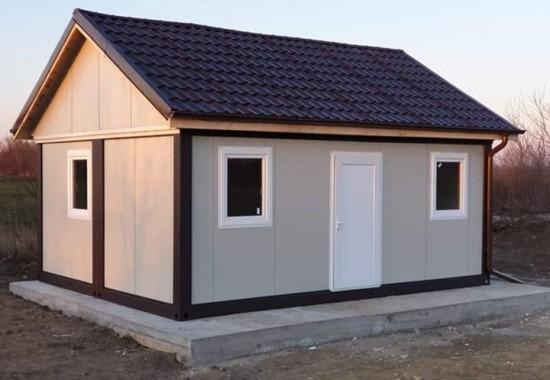 Containere pentru constructii case 3M Interserv