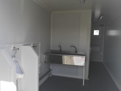 Container pentru spatii sanitare Containere pentru spatii sanitare