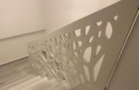 Balustrade decorative din MDF pentru scari si trepte de interior Paravane Decorative