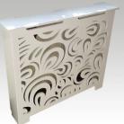Masca Calorifer Bucle - Masti de calorifer din MDF si PVC