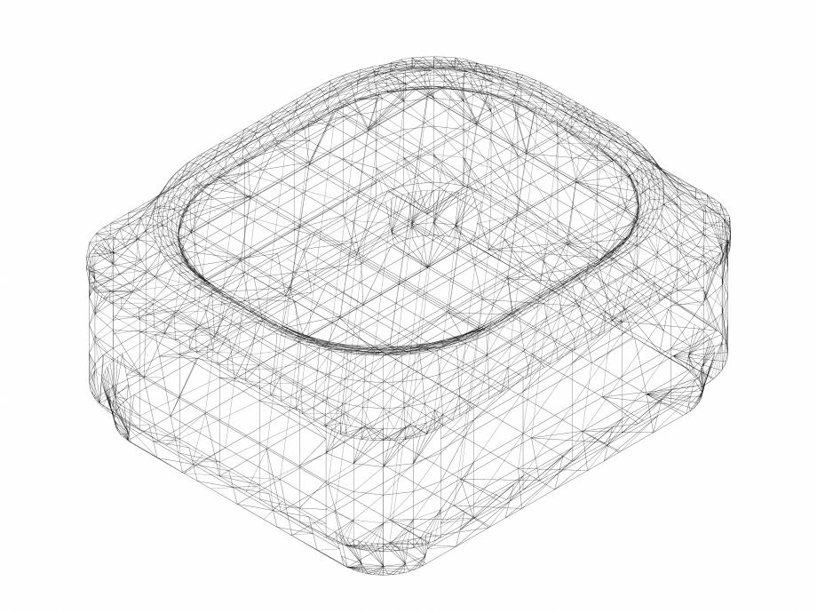 Pagina 1 - CAD-DWG Cada cu hidromasaj vazuta din fata JACUZZI Detaliu de produs J-315™