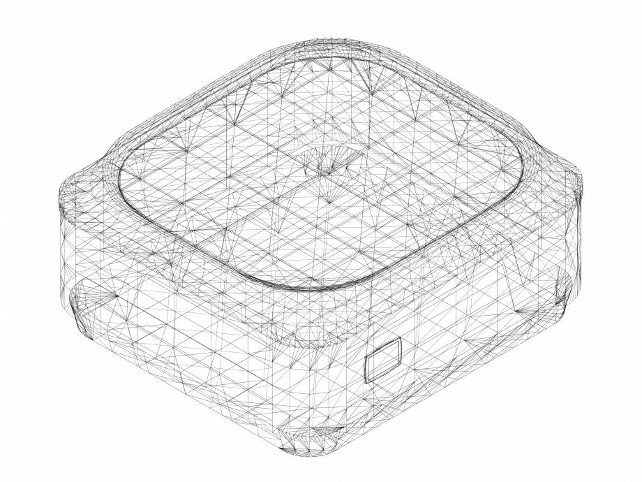 Pagina 1 - CAD-DXF Cada cu hidromasaj tip jacuzzi J-365, vazuta din fata JACUZZI Detaliu de produs...