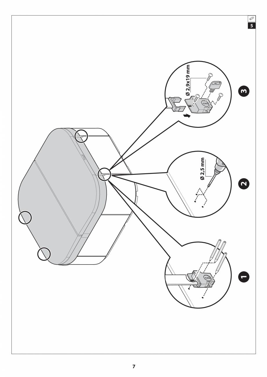 Pagina 6 - Manual de instalare pentru cada de baie cu hidromasaj JACUZZI SANTORINI PRO, SANTORINI...
