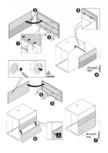 Instructiuni pentru montarea peretilor saunei JACUZZI - SASHA