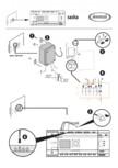 Instructiuni pentru instalarea kitului audio pentru sauna JACUZZI - SASHA, SASHA 2.0, SASHA MI
