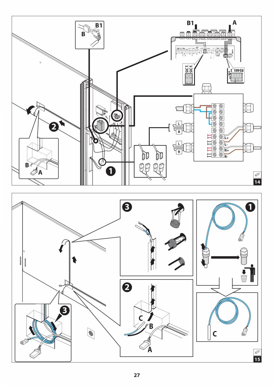 Pagina 27 - Manual de instalare pentru sauna JACUZZI SASHA MI Instructiuni montaj, utilizare Engleza...