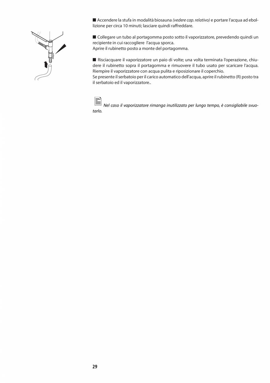 Pagina 29 - Manualul utilizatorului pentru sauna JACUZZI MOOD Instructiuni montaj, utilizare Engleza...