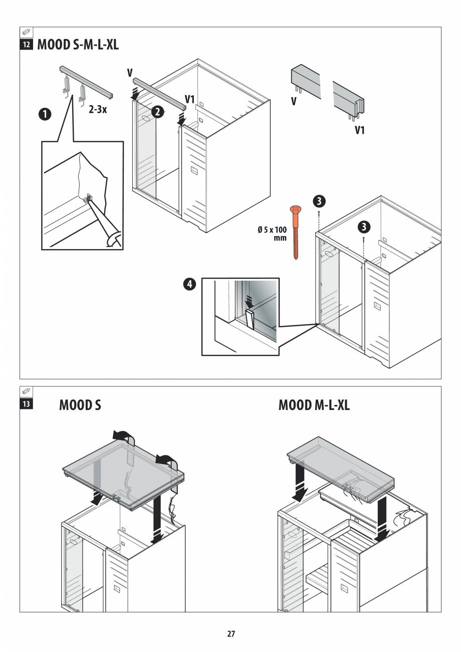 Pagina 27 - Manual de instalare pentru sauna JACUZZI MOOD Instructiuni montaj, utilizare Engleza,...