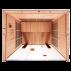Sauna SANCTUARY YOGA Sauna  cu infrarosu - SANCTUARY