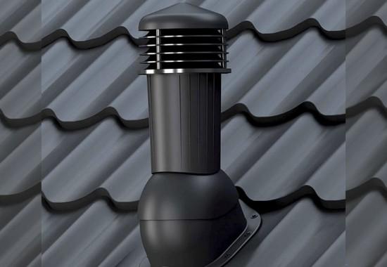 Cosuri pentru ventilarea si aerisirea acoperisului Dogav Grup