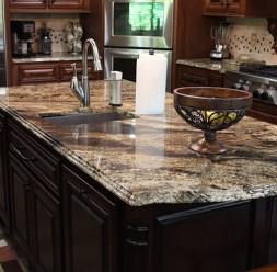 Granit pentru blaturi de bucatarie, incalzire in pardoseala sau placari la exterior MESTA