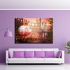 Tablou canvas 0192 - Tablouri Canvas 101 - Abstracte