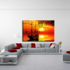 Tablou canvas 0223 - Tablouri Canvas 0141 - Barci
