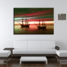Tablou canvas 0235 - Tablouri Canvas 0141 - Barci