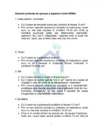 Domenii preferate de aplicare a tapetului lichid DECOFYN
