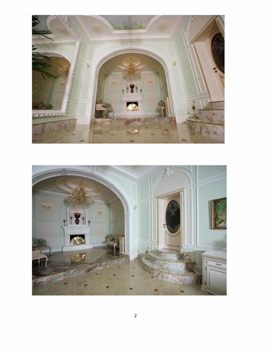 Pagina 2 - Proiecte realizate cu profile decorative din ipsos - Dekofyn DEKOFYN Catalog, brosura...