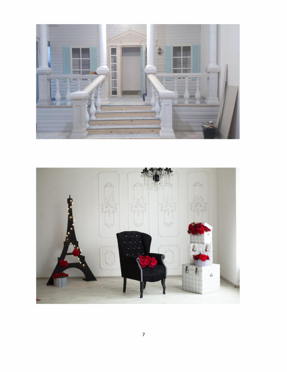 Pagina 7 - Proiecte realizate cu profile decorative din ipsos - Dekofyn DEKOFYN Catalog, brosura...