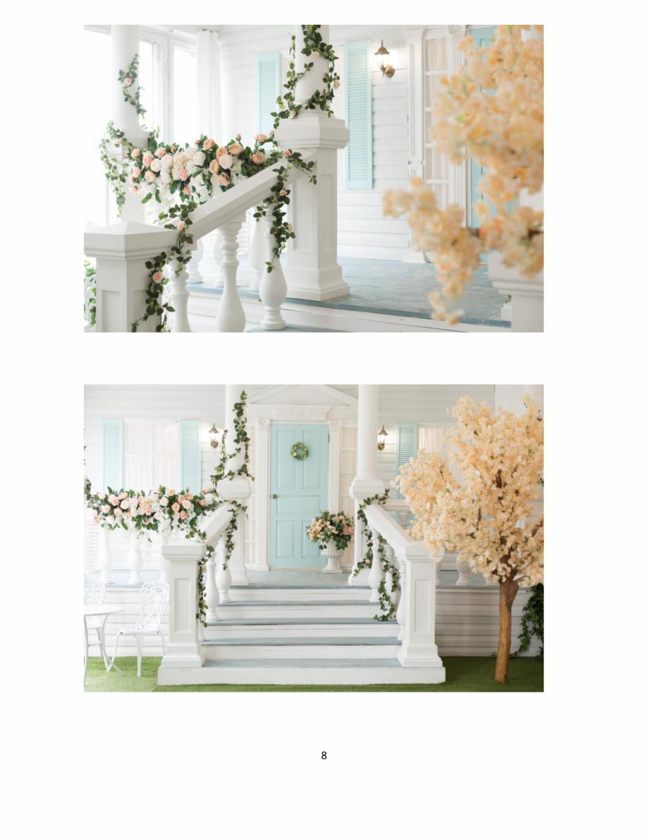 Pagina 8 - Proiecte realizate cu profile decorative din ipsos - Dekofyn DEKOFYN Catalog, brosura...