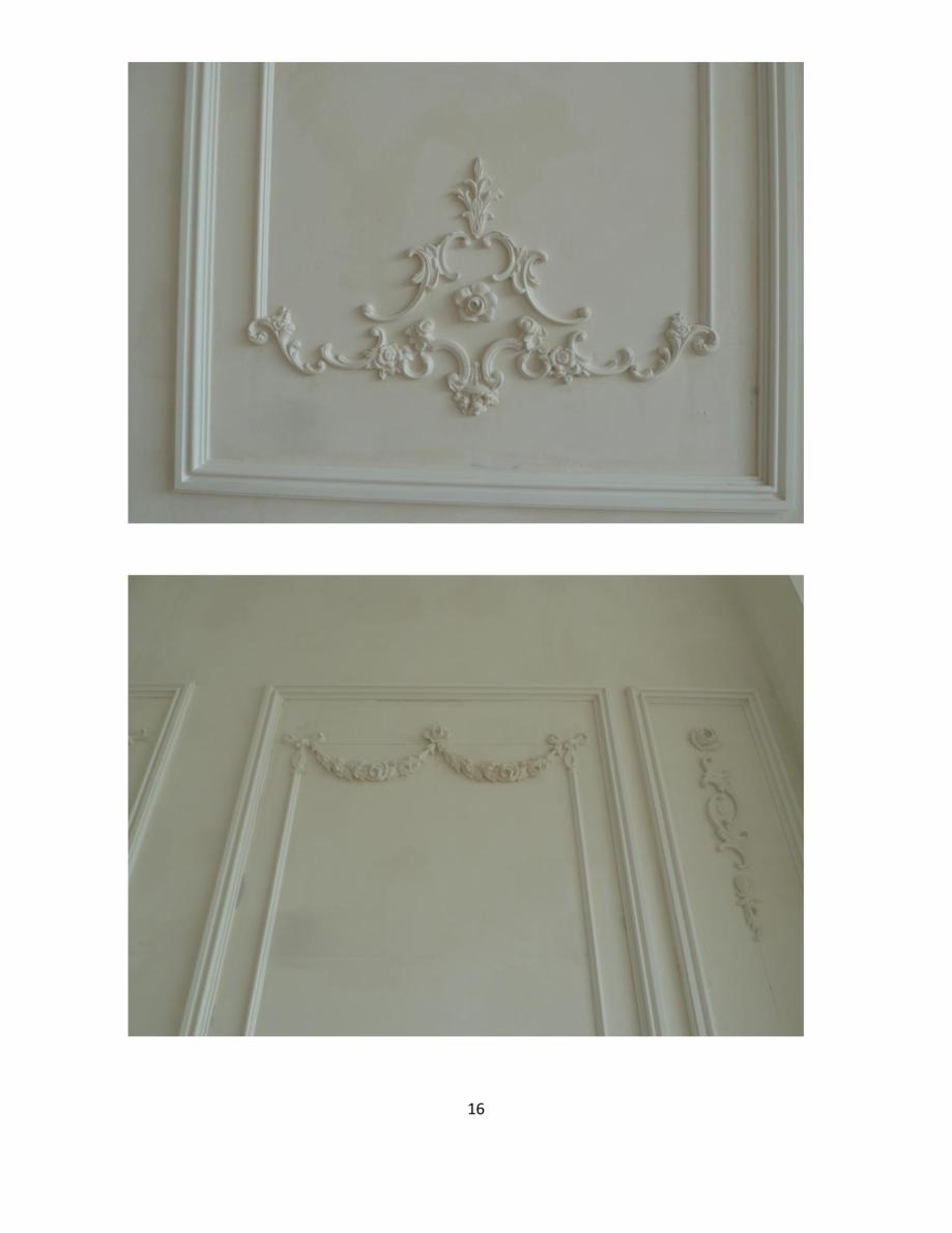 Pagina 16 - Proiecte realizate cu profile decorative din ipsos - Dekofyn DEKOFYN Catalog, brosura...