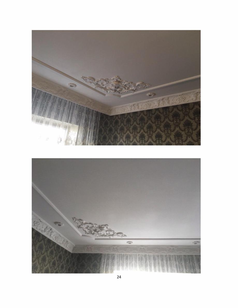 Pagina 24 - Proiecte realizate cu profile decorative din ipsos - Dekofyn DEKOFYN Catalog, brosura...