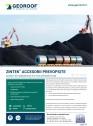Accesorii tabla plana din zinc-titan prevopsit la rola