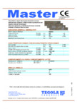 Sindrila bituminoasa colorata TEGOLA - Master