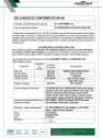 Declaratie de conformitate - Accesorii metalice pentru invelitori