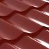 Tigla metalica  Wetterbest® Clasic - RAL 3000 Tigla metalica - Wetterbest® Clasic