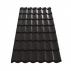 Tigla metalica  Wetterbest® Clasic - RAL 8019 Tigla metalica - Wetterbest® Clasic