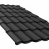 Tigla metalica  Wetterbest® Clasic - RAL 9002 Tigla metalica - Wetterbest® Clasic
